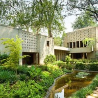 [Classic] Millard House / Nhà ở Pasadena, California, Mỹ - Frank Lloyd Wright