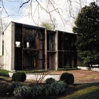 [Classic] Esherick House / Nhà ở Philadelphia, Pennsylvania, Mỹ - Louis Kahn