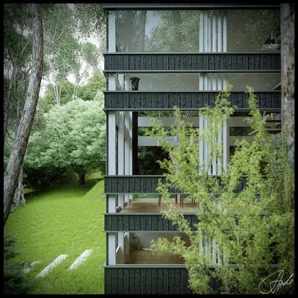 house-greenery