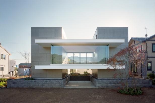 mA-style  outotunoie house 01