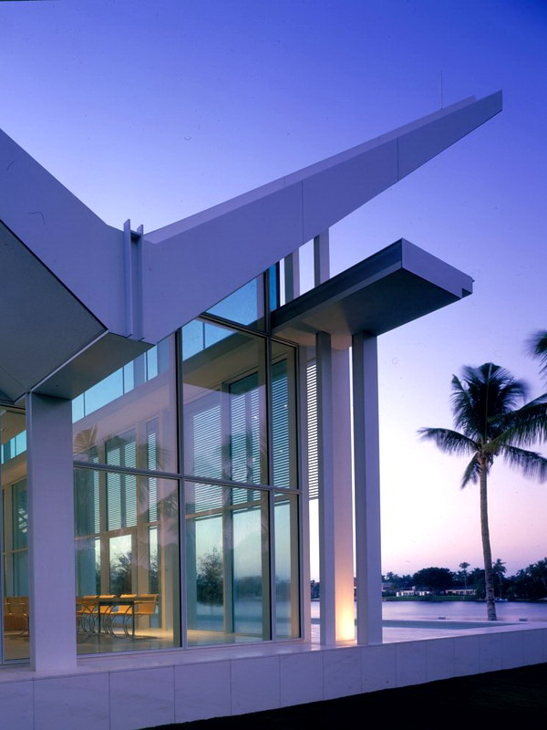 Neugebauer house by Richard Meier and Partners 25