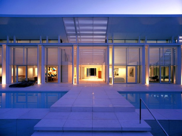 Neugebauer house by Richard Meier and Partners 26