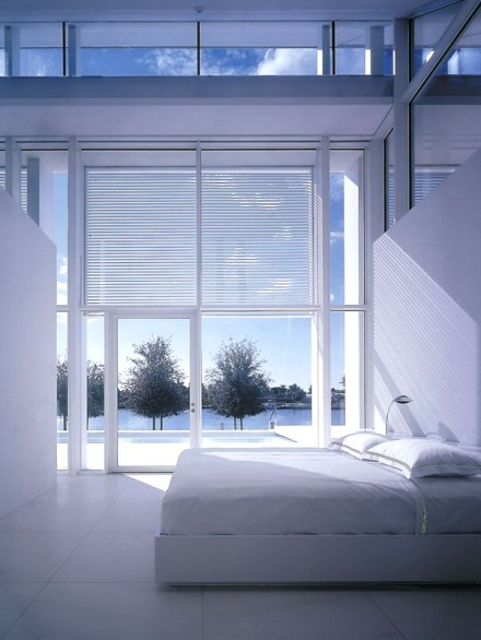 Neugebauer house by Richard Meier and Partners 31