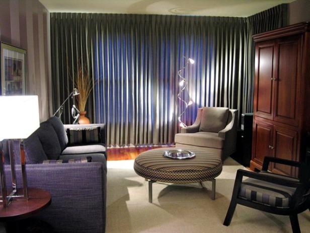 phong khach nho dep - small living room 010