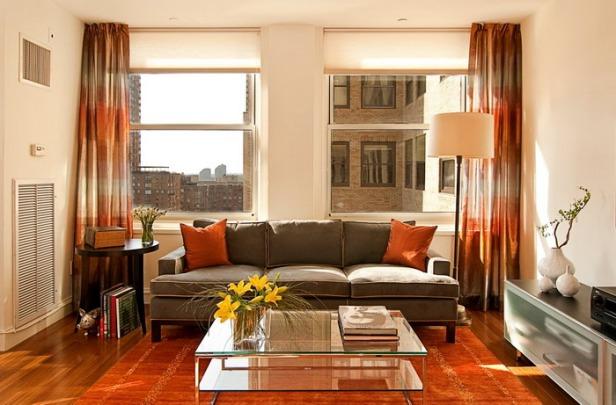 phong khach nho dep - small living room 011