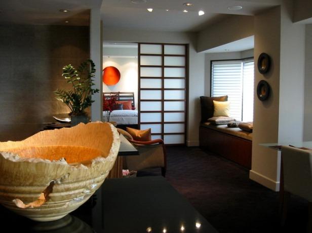 phong khach nho dep - small living room 014