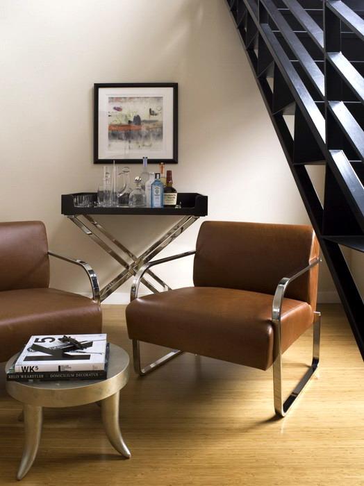 phong khach nho dep - small living room 018