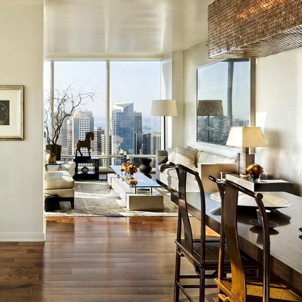 phong khach nho dep - small living room 028