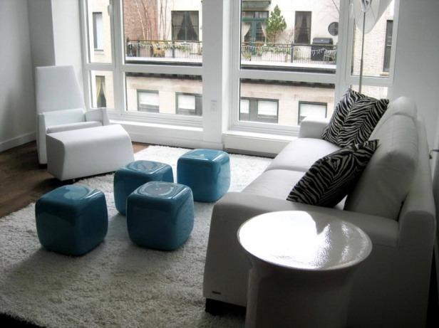 phong khach nho dep - small living room 029