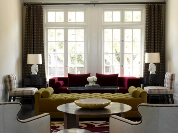 phong khach nho dep - small living room 09