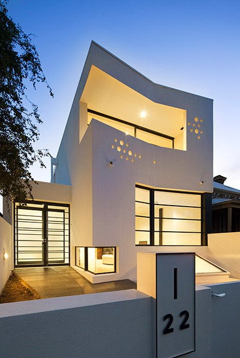 The White House - Prahran  Nervegna Reed Architecture 01-2