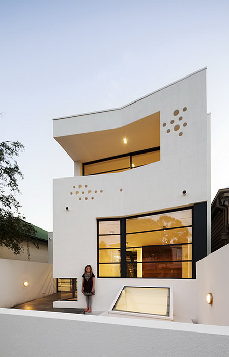 The White House - Prahran  Nervegna Reed Architecture 01