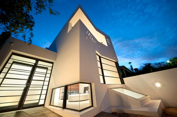 The White House - Prahran  Nervegna Reed Architecture 02