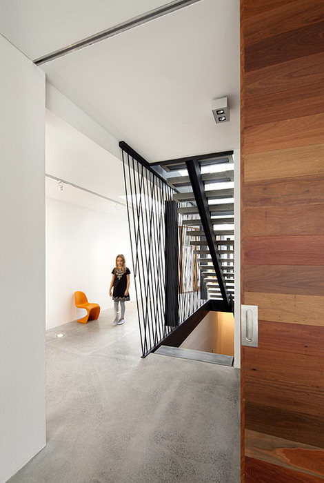 The White House - Prahran  Nervegna Reed Architecture 022