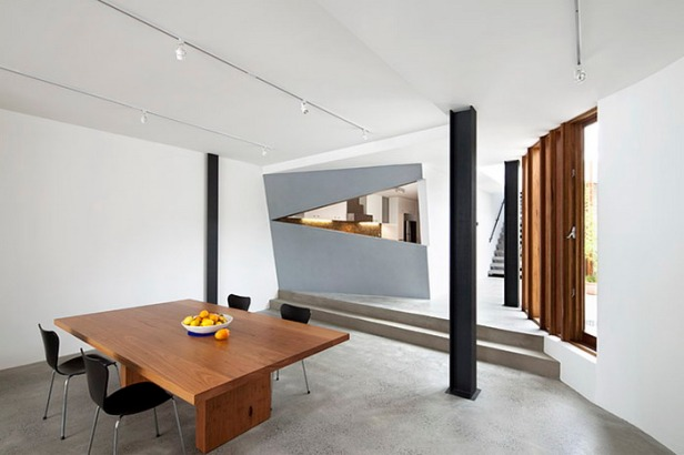The White House - Prahran  Nervegna Reed Architecture 025