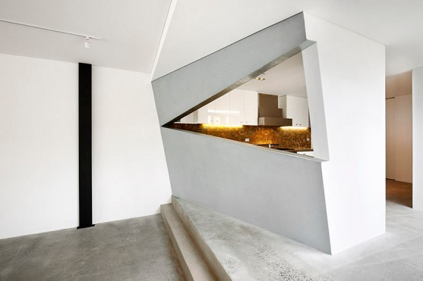 The White House - Prahran  Nervegna Reed Architecture 026