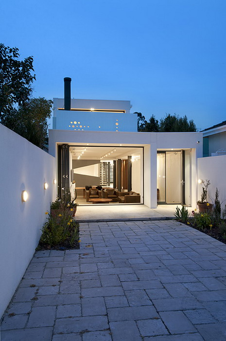 The White House - Prahran  Nervegna Reed Architecture 03