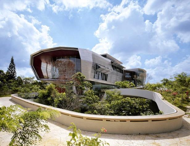 YTL Residence by Patrick Jouin and Sanjit Manku 01