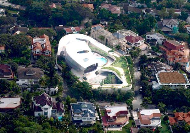 YTL Residence by Patrick Jouin and Sanjit Manku 03