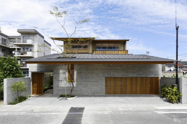 House in Hinomiya  TSC Architects 01