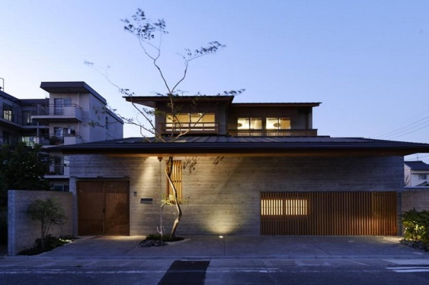 House in Hinomiya  TSC Architects 05