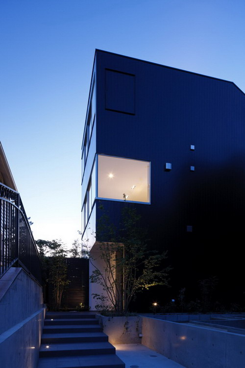 RAY House  Apollo Architects & Associates 05