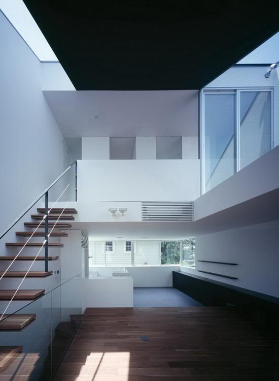 RAY House  Apollo Architects & Associates 13
