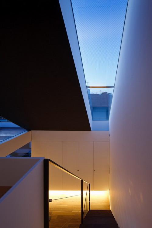 RAY House  Apollo Architects & Associates 21