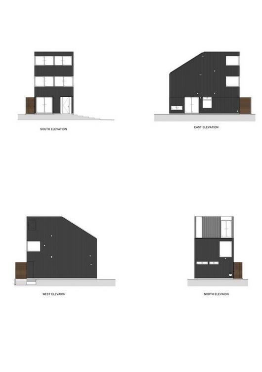 RAY House  Apollo Architects & Associates ELEV