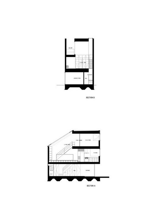 RAY House  Apollo Architects & Associates SEC