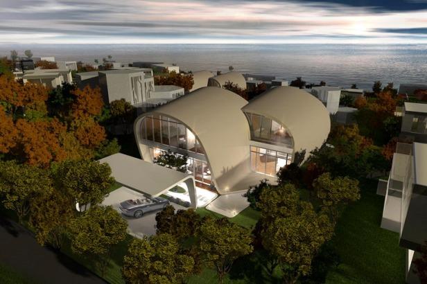 the moebius house on jeju island by planning korea 02