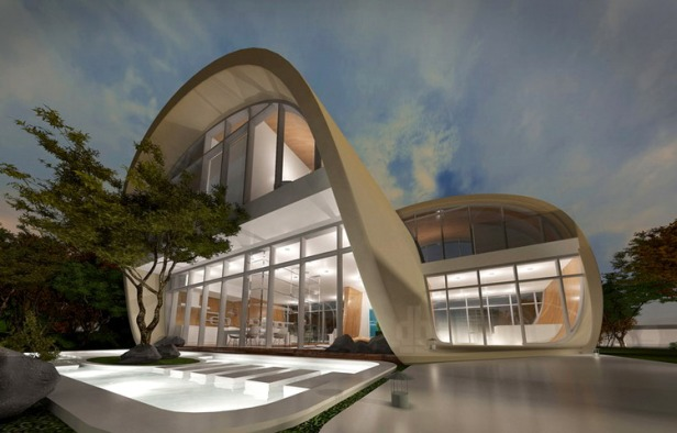 the moebius house on jeju island by planning korea 05