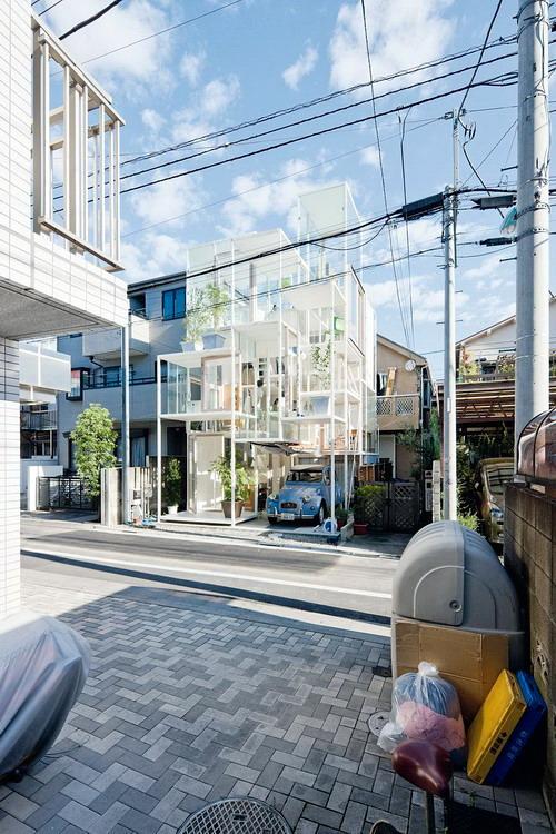 House NA by Sou Fujimoto Architects 01