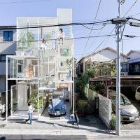 NA House | Nhà ở Tokyo, Nhật Bản -  Sou Fujimoto Architects