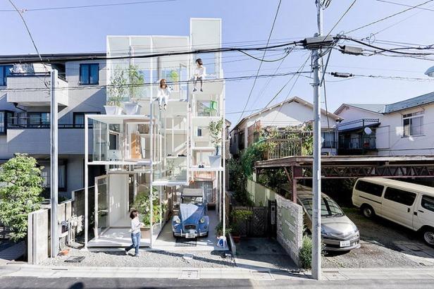 House NA by Sou Fujimoto Architects 02