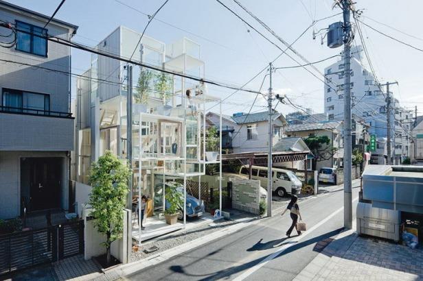 House NA by Sou Fujimoto Architects 03