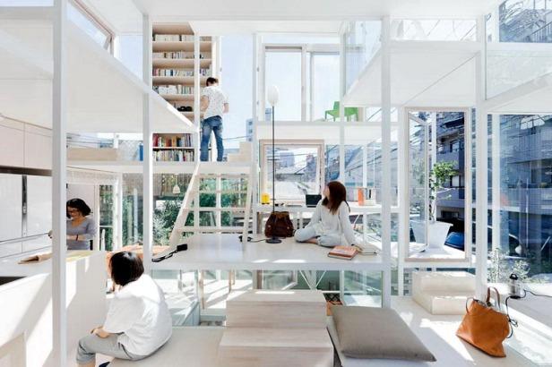House NA by Sou Fujimoto Architects 04
