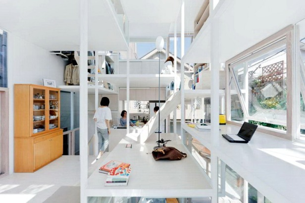 House NA by Sou Fujimoto Architects 05