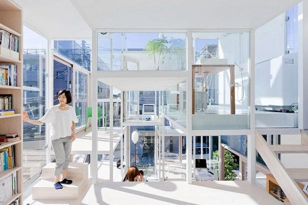 House NA by Sou Fujimoto Architects 06