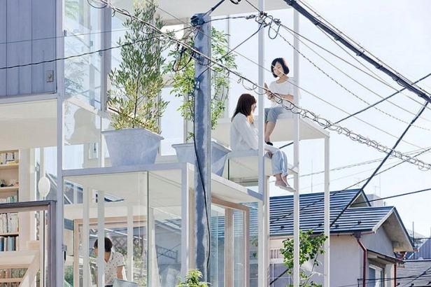 House NA by Sou Fujimoto Architects 07