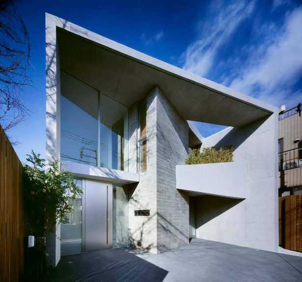 Rosie House - ARTechnic architects 001