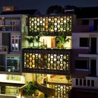 Nhà phố ở Bình Thạnh, Tp. Hồ Chí Minh -  Võ Trọng Nghĩa + Sanuki Nishizawa Architects