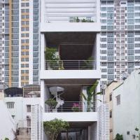 ANH House | Nhà ở quận 2, Tp. Hồ Chí Minh, Việt Nam - Sanuki Nishizawa Architects