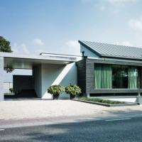 Split Level House / Bob Manders Architects