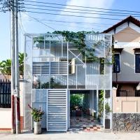 The Nest | Nhà ở Thuận An, Bình Dương - a21 studio