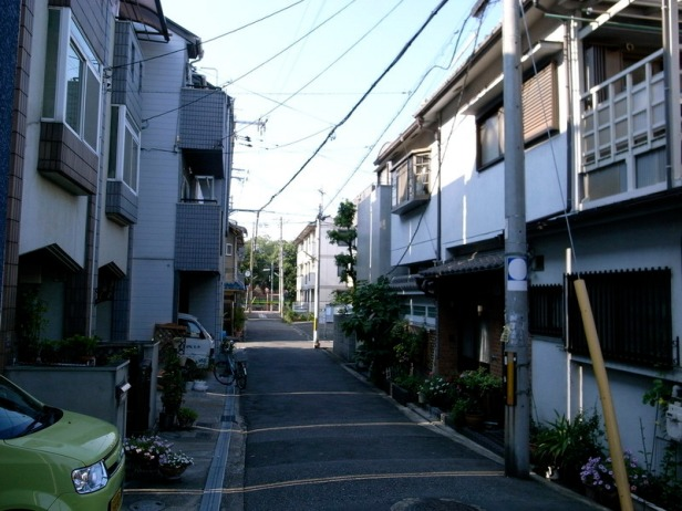 Azuma House Japan by Tadao Ando 01
