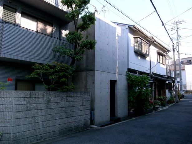 Azuma House Japan by Tadao Ando 02-2
