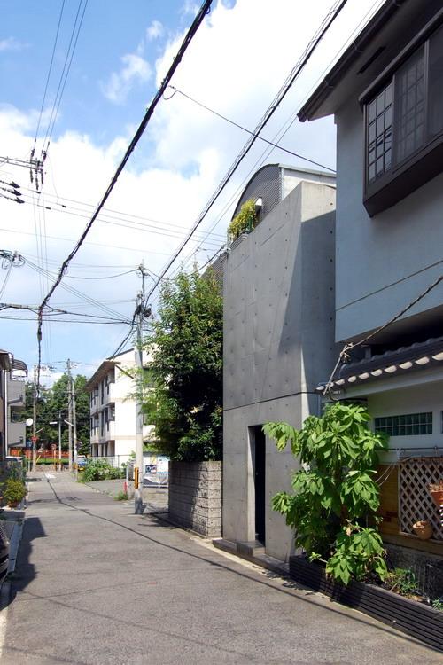 Azuma House Japan by Tadao Ando 03