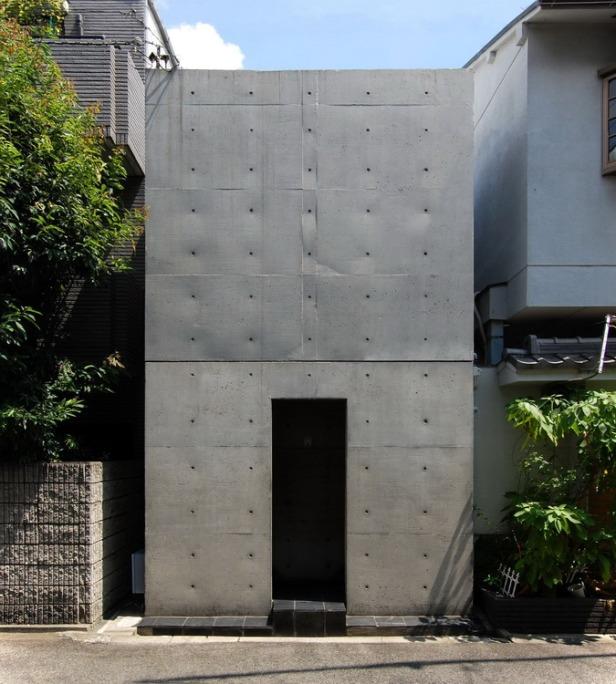 Azuma House Japan by Tadao Ando 04