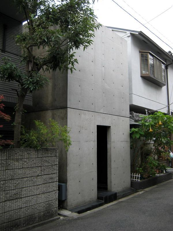 Azuma House Japan by Tadao Ando 05